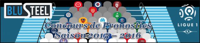 concours de pronostics ligue 1 saison 2015 2016 jeux entre membres blusteel. Black Bedroom Furniture Sets. Home Design Ideas