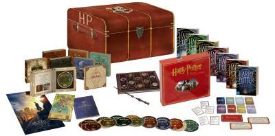 Harry Potter L Integrale Edition Prestige Limitee Et